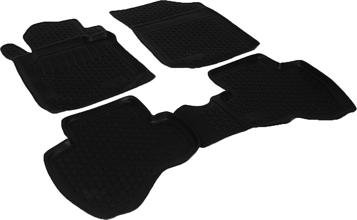 Набор автомобильных ковриков L.Locker для Peugeot 107 (05-), в салон, 4 шт0220030101Коврики L.Locker производятся индивидуально для каждой модели автомобиля из современного и экологически чистого материала, точно повторяют геометрию пола автомобиля, имеют высокий борт от 3 см до 4 см, обладают повышенной износоустойчивостью, антискользящими свойствами, лишены резкого запаха, сохраняют свои потребительские свойства в широком диапазоне температур (от -50°С до +80°С).
