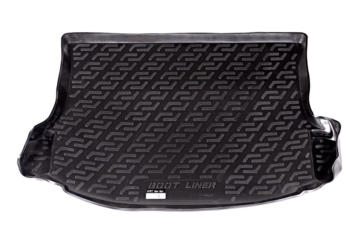 Коврик в багажник Mazda CX-7 (06-) полиуретан коврик в багажник mazda cx 5 2011 &gt кросс полиуретан