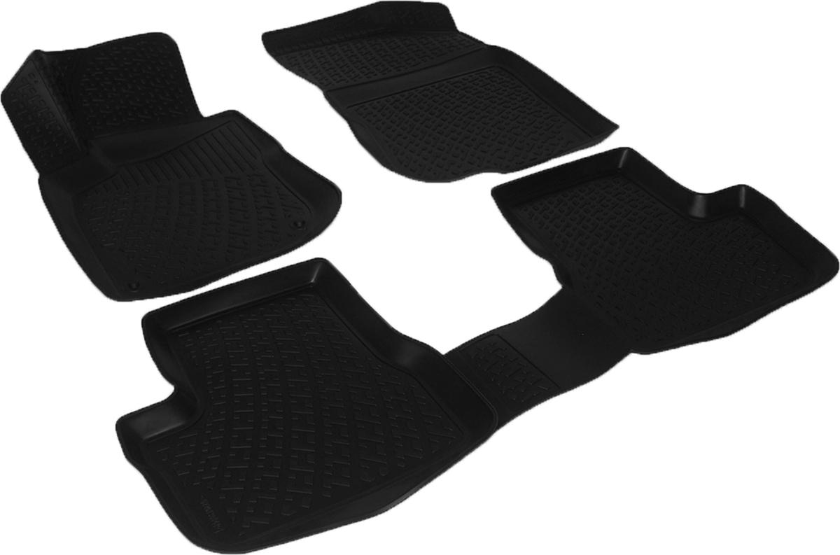 Коврики в салон автомобиля L.Locker, для Peugeot 208 hb 5 дверей (12-)0220130101Коврики L.Locker производятся индивидуально для каждой модели автомобиля из современного и экологически чистого материала. Изделия точно повторяют геометрию пола автомобиля, имеют высокий борт, обладают повышенной износоустойчивостью, антискользящими свойствами, лишены резкого запаха и сохраняют свои потребительские свойства в широком диапазоне температур (от -50°С до +80°С). Рисунок ковриков специально спроектирован для уменьшения скольжения ног водителя и имеет достаточную глубину, препятствующую свободному перемещению жидкости и грязи на поверхности. Одновременно с этим рисунок не создает дискомфорта при вождении автомобиля. Водительский ковер с предустановленными креплениями фиксируется на штатные места в полу салона автомобиля. Новая технология системы креплений герметична, не дает влаге и грязи проникать внутрь через крепеж на обшивку пола.