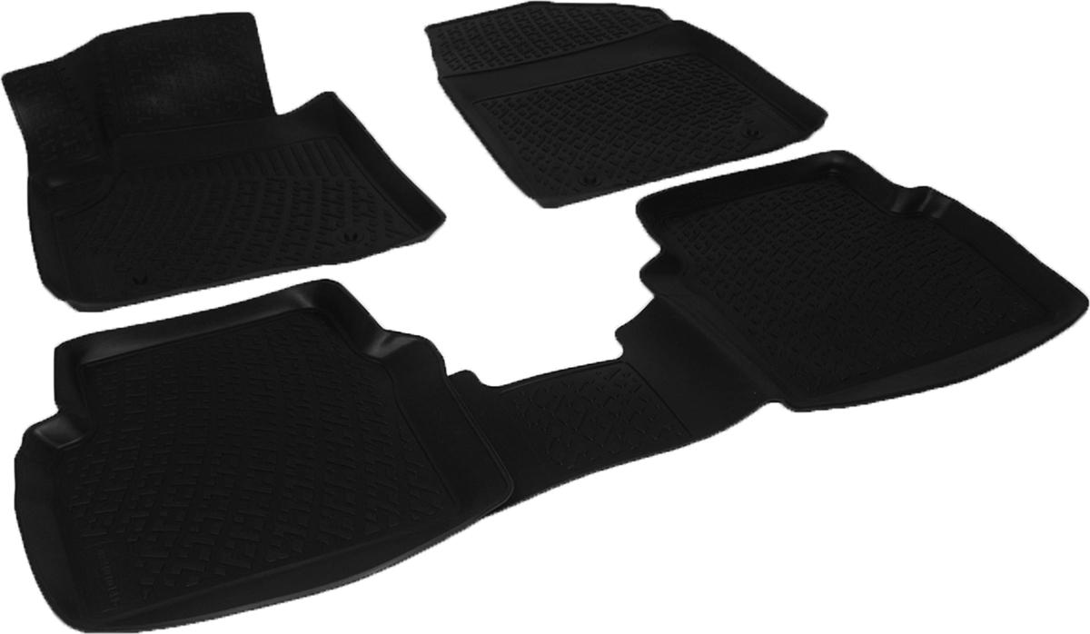 Коврики в салон автомобиля L.Locker, для MG 550 sd (08-)0224010101Коврики L.Locker производятся индивидуально для каждой модели автомобиля из современного и экологически чистого материала. Изделия точно повторяют геометрию пола автомобиля, имеют высокий борт, обладают повышенной износоустойчивостью, антискользящими свойствами, лишены резкого запаха и сохраняют свои потребительские свойства в широком диапазоне температур (от -50°С до +80°С). Рисунок ковриков специально спроектирован для уменьшения скольжения ног водителя и имеет достаточную глубину, препятствующую свободному перемещению жидкости и грязи на поверхности. Одновременно с этим рисунок не создает дискомфорта при вождении автомобиля. Водительский ковер с предустановленными креплениями фиксируется на штатные места в полу салона автомобиля. Новая технология системы креплений герметична, не дает влаге и грязи проникать внутрь через крепеж на обшивку пола.