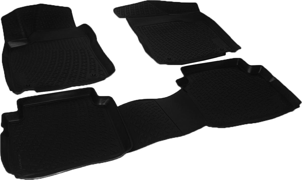 Коврики в салон автомобиля L.Locker, для MG 350 (12-)0224020101Коврики L.Locker производятся индивидуально для каждой модели автомобиля из современного и экологически чистого материала. Изделия точно повторяют геометрию пола автомобиля, имеют высокий борт, обладают повышенной износоустойчивостью, антискользящими свойствами, лишены резкого запаха и сохраняют свои потребительские свойства в широком диапазоне температур (от -50°С до +80°С). Рисунок ковриков специально спроектирован для уменьшения скольжения ног водителя и имеет достаточную глубину, препятствующую свободному перемещению жидкости и грязи на поверхности. Одновременно с этим рисунок не создает дискомфорта при вождении автомобиля. Водительский ковер с предустановленными креплениями фиксируется на штатные места в полу салона автомобиля. Новая технология системы креплений герметична, не дает влаге и грязи проникать внутрь через крепеж на обшивку пола.