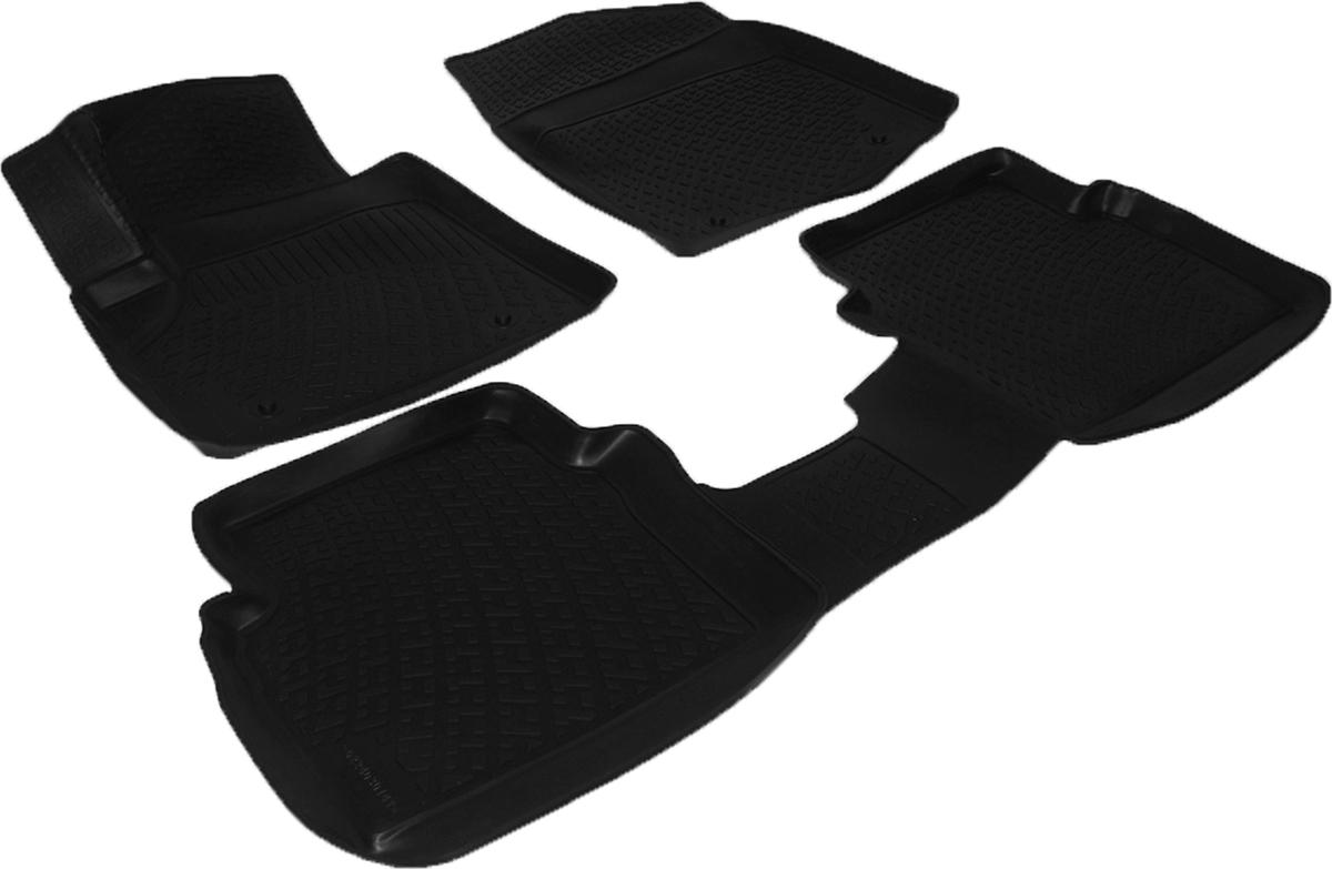 Коврики в салон автомобиля L.Locker, для MG 6 (10-)0224030101Коврики L.Locker производятся индивидуально для каждой модели автомобиля из современного и экологически чистого материала. Изделия точно повторяют геометрию пола автомобиля, имеют высокий борт, обладают повышенной износоустойчивостью, антискользящими свойствами, лишены резкого запаха и сохраняют свои потребительские свойства в широком диапазоне температур (от -50°С до +80°С). Рисунок ковриков специально спроектирован для уменьшения скольжения ног водителя и имеет достаточную глубину, препятствующую свободному перемещению жидкости и грязи на поверхности. Одновременно с этим рисунок не создает дискомфорта при вождении автомобиля. Водительский ковер с предустановленными креплениями фиксируется на штатные места в полу салона автомобиля. Новая технология системы креплений герметична, не дает влаге и грязи проникать внутрь через крепеж на обшивку пола.