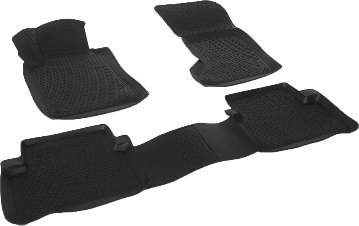 Коврики в салон автомобиля L.Locker, для Mercedes-Benz E-klasse (W211) (04-07) 4 matic227060101Коврики L.Locker производятся индивидуально для каждой модели автомобиля из современного и экологически чистого материала. Изделия точно повторяют геометрию пола автомобиля, имеют высокий борт, обладают повышенной износоустойчивостью, антискользящими свойствами, лишены резкого запаха и сохраняют свои потребительские свойства в широком диапазоне температур (от -50°С до +80°С). Рисунок ковриков специально спроектирован для уменьшения скольжения ног водителя и имеет достаточную глубину, препятствующую свободному перемещению жидкости и грязи на поверхности. Одновременно с этим рисунок не создает дискомфорта при вождении автомобиля. Водительский ковер с предустановленными креплениями фиксируется на штатные места в полу салона автомобиля. Новая технология системы креплений герметична, не дает влаге и грязи проникать внутрь через крепеж на обшивку пола.