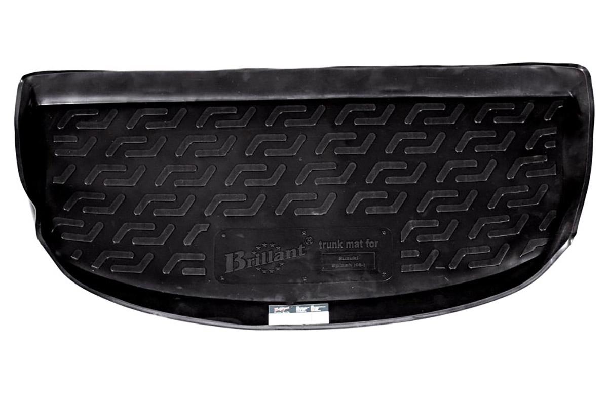 Коврик в багажник Suzuki Splash (08-) полиуретан0112050101Коврики производятся индивидуально для каждой модели автомобиля из современного и экологически чистого материала, точно повторяют геометрию пола автомобиля, имеют высокий борт от 4 см до 6 см., обладают повышенной износоустойчивостью, антискользящими свойствами, лишены резкого запаха, сохраняют свои потребительские свойства в широком диапазоне температур (-50 +80 С).