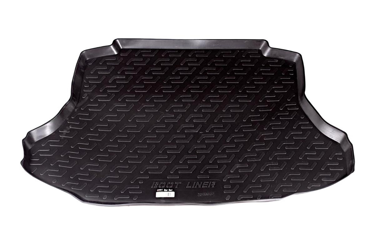 Коврик в багажник Honda Civic sd (06-) полиуретан0113020101Коврики производятся индивидуально для каждой модели автомобиля из современного и экологически чистого материала, точно повторяют геометрию пола автомобиля, имеют высокий борт от 4 см до 6 см., обладают повышенной износоустойчивостью, антискользящими свойствами, лишены резкого запаха, сохраняют свои потребительские свойства в широком диапазоне температур (-50 +80 С).
