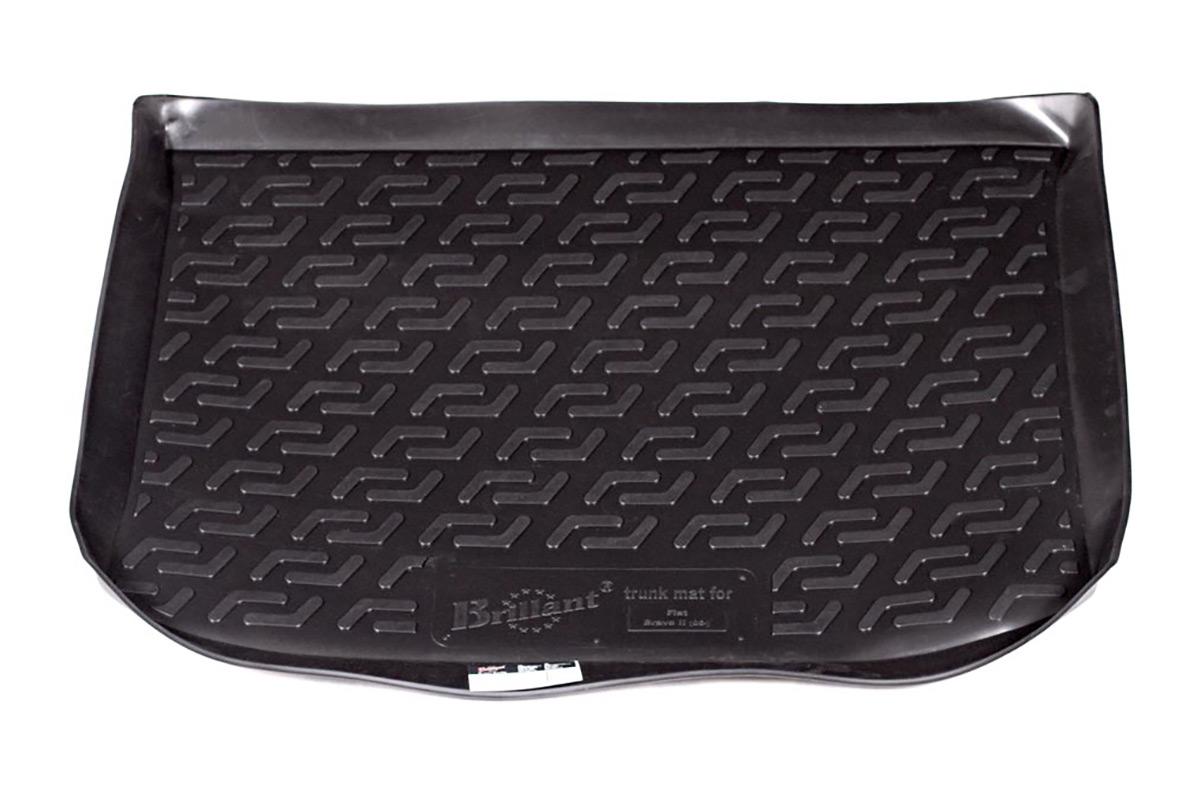Коврик в багажник L.Locker, для Fiat Bravo II hb (06-)0115040101Коврик L.Locker производится индивидуально для каждой модели автомобиля из современного и экологически чистого материала. Изделие точно повторяют геометрию пола автомобиля, имеет высокий борт, обладает повышенной износоустойчивостью, антискользящими свойствами, лишен резкого запаха и сохраняет свои потребительские свойства в широком диапазоне температур (от -50°С до +80°С).