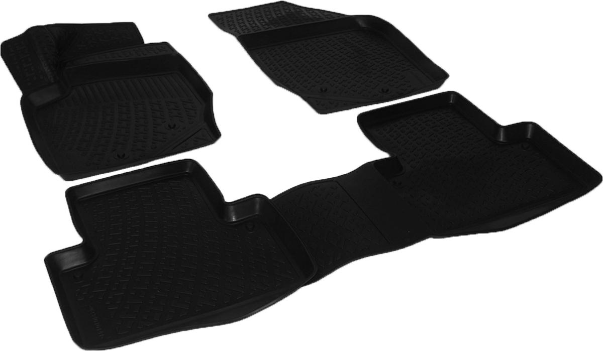 Набор автомобильных 3D-ковриков L.Locker для Volvo XC90 (02-), в салон, 4 шт0234010101Коврики L.Locker производятся индивидуально для каждой модели автомобиля из современного и экологически чистого материала, точно повторяют геометрию пола автомобиля, имеют высокий борт от 3 см до 4 см, обладают повышенной износоустойчивостью, антискользящими свойствами, лишены резкого запаха, сохраняют свои потребительские свойства в широком диапазоне температур (от -50°С до +80°С).