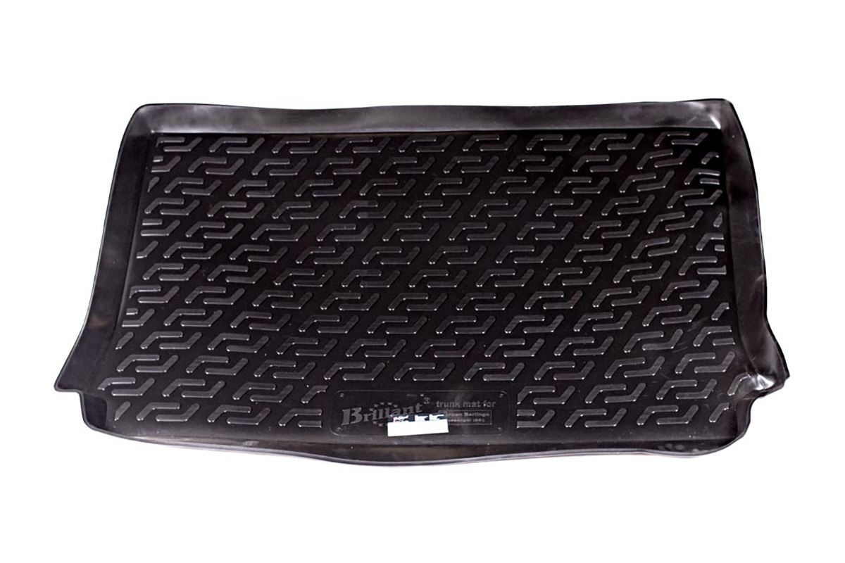 Коврик в багажник L.Locker, для Citroen Berlingo (96-), пассажирский0122050101Коврик L.Locker производится индивидуально для каждой модели автомобиля из современного и экологически чистого материала. Изделие точно повторяют геометрию пола автомобиля, имеет высокий борт, обладает повышенной износоустойчивостью, антискользящими свойствами, лишен резкого запаха и сохраняет свои потребительские свойства в широком диапазоне температур (от -50°С до +80°С).
