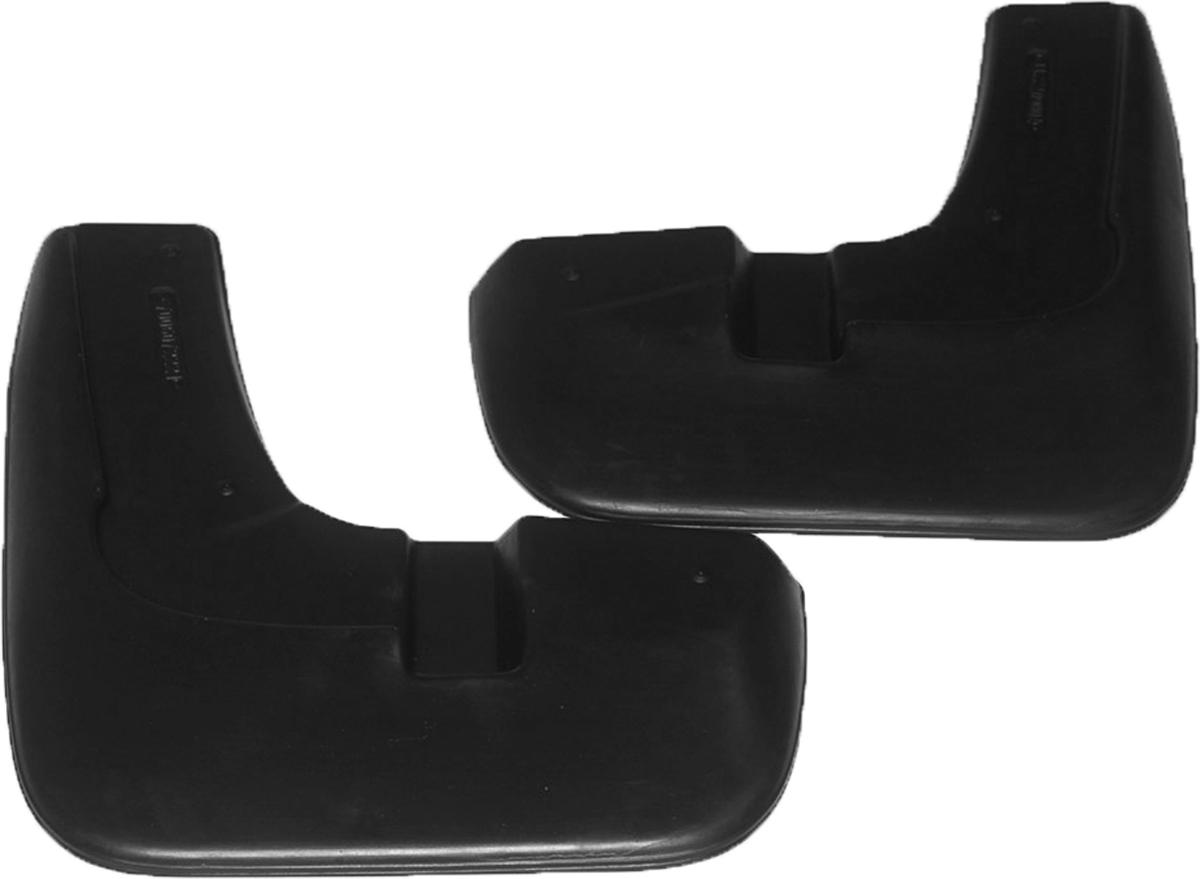 Комплект брызговиков передних для а/м Renault Sandero Stepway (10-)7006072251Брызговики изготовлены из высококачественного полимера, уникальный состав брызговиков допускает их эксплуатацию в широком диапазоне температур: - 50°С до + 80°С. Эффективно защищают кузов автомобиля от грязи и воды – формируют аэродинамический поток воздуха, создаваемый при движении вокруг кузова таким образом, чтобы максимально уменьшить образование грязевой измороси, оседающей на автомобиле.Разработаны индивидуально для каждой модели автомобиля, с эстетической точки зрения брызговики являются завершением колесной арки.