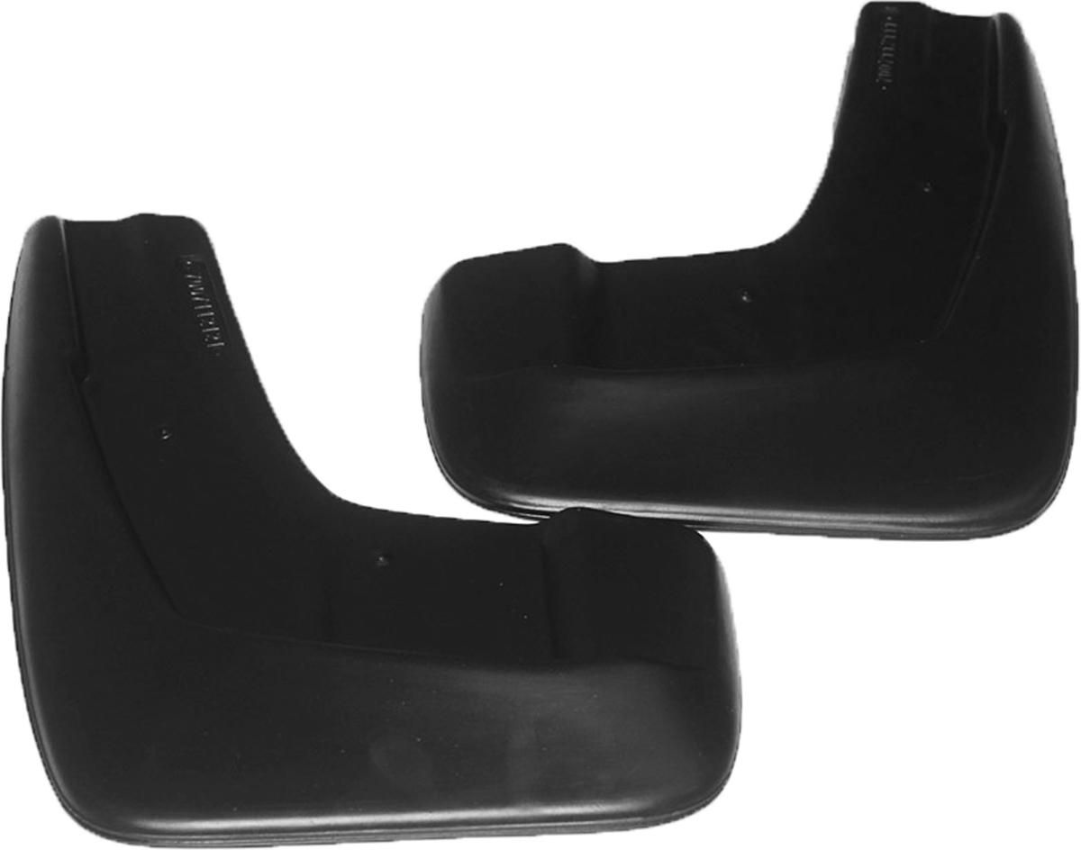 Комплект передних брызговиков L.Locker, для Chevrolet Orlando (10-)