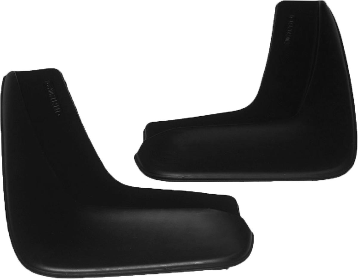 Комплект задних брызговиков L.Locker, для Chevrolet Orlando (10-)