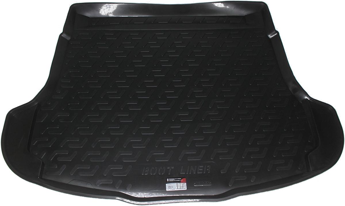 Коврик в багажник L.Locker, для Great Wall Hover H6 (12-) автомобильный коврик seintex 83148 для great wall hover