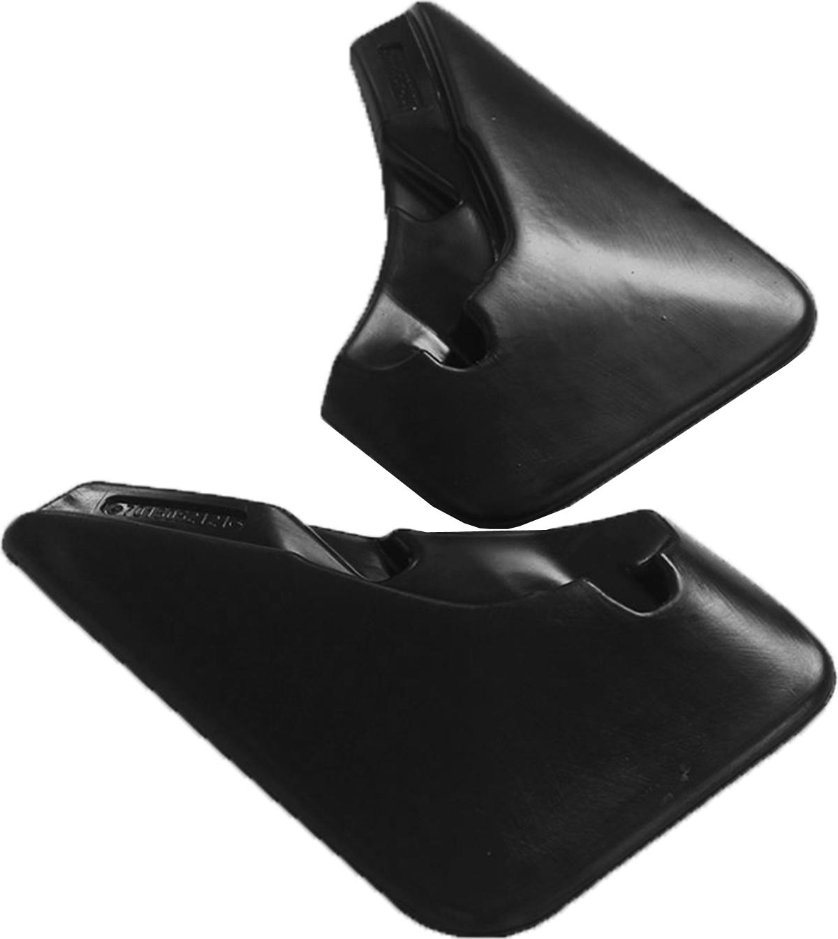 Комплект брызговиков передних для а/м Fiat Doblo7015052151Брызговики изготовлены из высококачественного полимера, уникальный состав брызговиков допускает их эксплуатацию в широком диапазоне температур: - 50°С до + 80°С. Эффективно защищают кузов автомобиля от грязи и воды – формируют аэродинамический поток воздуха, создаваемый при движении вокруг кузова таким образом, чтобы максимально уменьшить образование грязевой измороси, оседающей на автомобиле.Разработаны индивидуально для каждой модели автомобиля, с эстетической точки зрения брызговики являются завершением колесной арки.