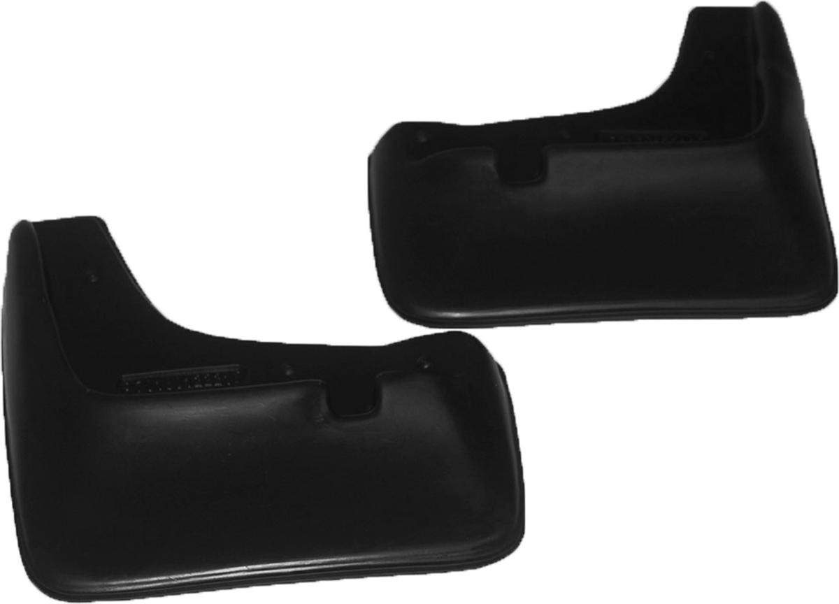Комплект брызговиков передних L.Locker, для SsangYong Actyon Sport, 2 шт7018012251Брызговики L.Locker изготовлены из высококачественного полимера. Уникальный состав брызговиков допускает их эксплуатацию в широком диапазоне температур: от -50°С до +80°С. Эффективно защищают кузов автомобиля от грязи и воды - формируют аэродинамический поток воздуха, создаваемый при движении вокруг кузова таким образом, чтобы максимально уменьшить образование грязевой измороси, оседающей на автомобиле. Разработаны индивидуально для каждой модели автомобиля, с эстетической точки зрения брызговики являются завершением колесной арки.