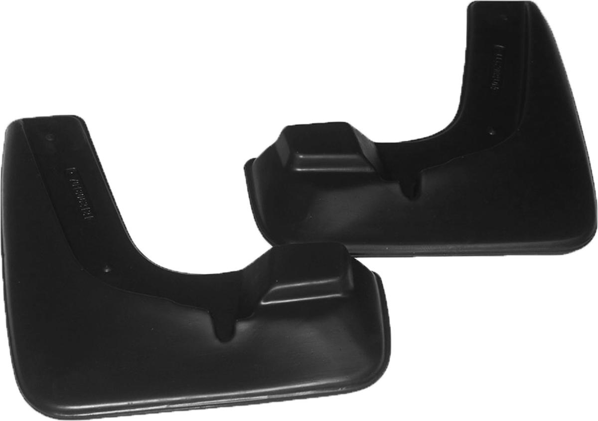 Комплект передних брызговиков L.Locker, для SsangYong Stavic (13-)7018062151Брызговики L.Locker изготовлены из высококачественного полиуретана. Уникальный состав брызговиков допускает их эксплуатацию в широком диапазоне температур: от -50°С до +80°С. Эффективно защищают кузов автомобиля от грязи и воды - формируют аэродинамический поток воздуха, создаваемый при движении вокруг кузова таким образом, чтобы максимально уменьшить образование грязевой измороси, оседающей на автомобиле. Разработаны индивидуально для каждой модели автомобиля, с эстетической точки зрения брызговики являются завершением колесной арки.