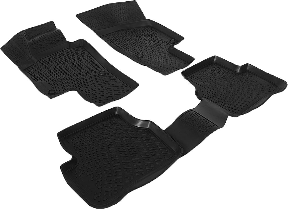 Коврики в салон автомобиля L.Locker, для Volkswagen Passat B7 (11-)0201010601Коврики L.Locker производятся индивидуально для каждой модели автомобиля из современного и экологически чистого материала. Изделия точно повторяют геометрию пола автомобиля, имеют высокий борт, обладают повышенной износоустойчивостью, антискользящими свойствами, лишены резкого запаха и сохраняют свои потребительские свойства в широком диапазоне температур (от -50°С до +80°С). Рисунок ковриков специально спроектирован для уменьшения скольжения ног водителя и имеет достаточную глубину, препятствующую свободному перемещению жидкости и грязи на поверхности. Одновременно с этим рисунок не создает дискомфорта при вождении автомобиля. Водительский ковер с предустановленными креплениями фиксируется на штатные места в полу салона автомобиля. Новая технология системы креплений герметична, не дает влаге и грязи проникать внутрь через крепеж на обшивку пола.