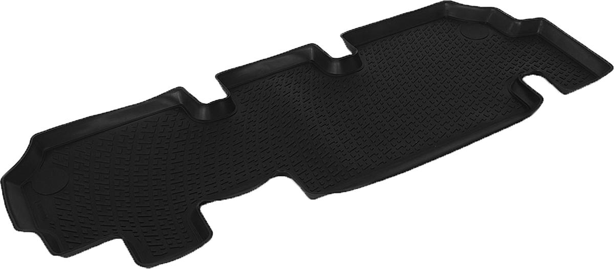 Коврик автомобильный 3D L.Locker для Volkswagen Caravelle T5 (03-), в салон, 3-й ряд сидений0201040401Коврики L.Locker производятся индивидуально для каждой модели автомобиля из современного и экологически чистого материала, точно повторяют геометрию пола автомобиля, имеют высокий борт от 3 см до 4 см, обладают повышенной износоустойчивостью, антискользящими свойствами, лишены резкого запаха, сохраняют свои потребительские свойства в широком диапазоне температур (от -50°С до +80°С).