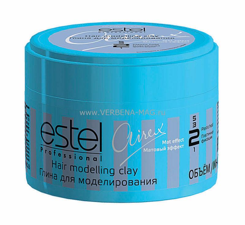 Estel Airex Глина для моделирования с матовым эффектом пластичная фиксация 65 млACL65Estel Airex Глина для моделирования с матовым эффектом пластичная фиксация придает волосам матовый эффект. Позволяет изменять стайлинг, моделировать волосы и расставлять акценты. Обеспечивает пластичную фиксацию. Идеально подходит для укладки коротких волос, используется для мужских причесок.