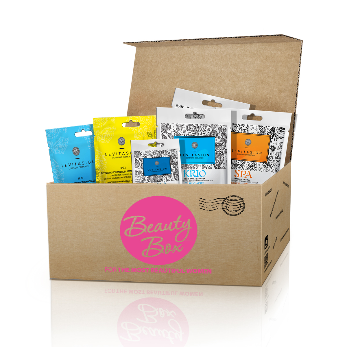 Levitasion Beauty Box MustHave, 290 мл vilenta beauty box musthave 450 мл