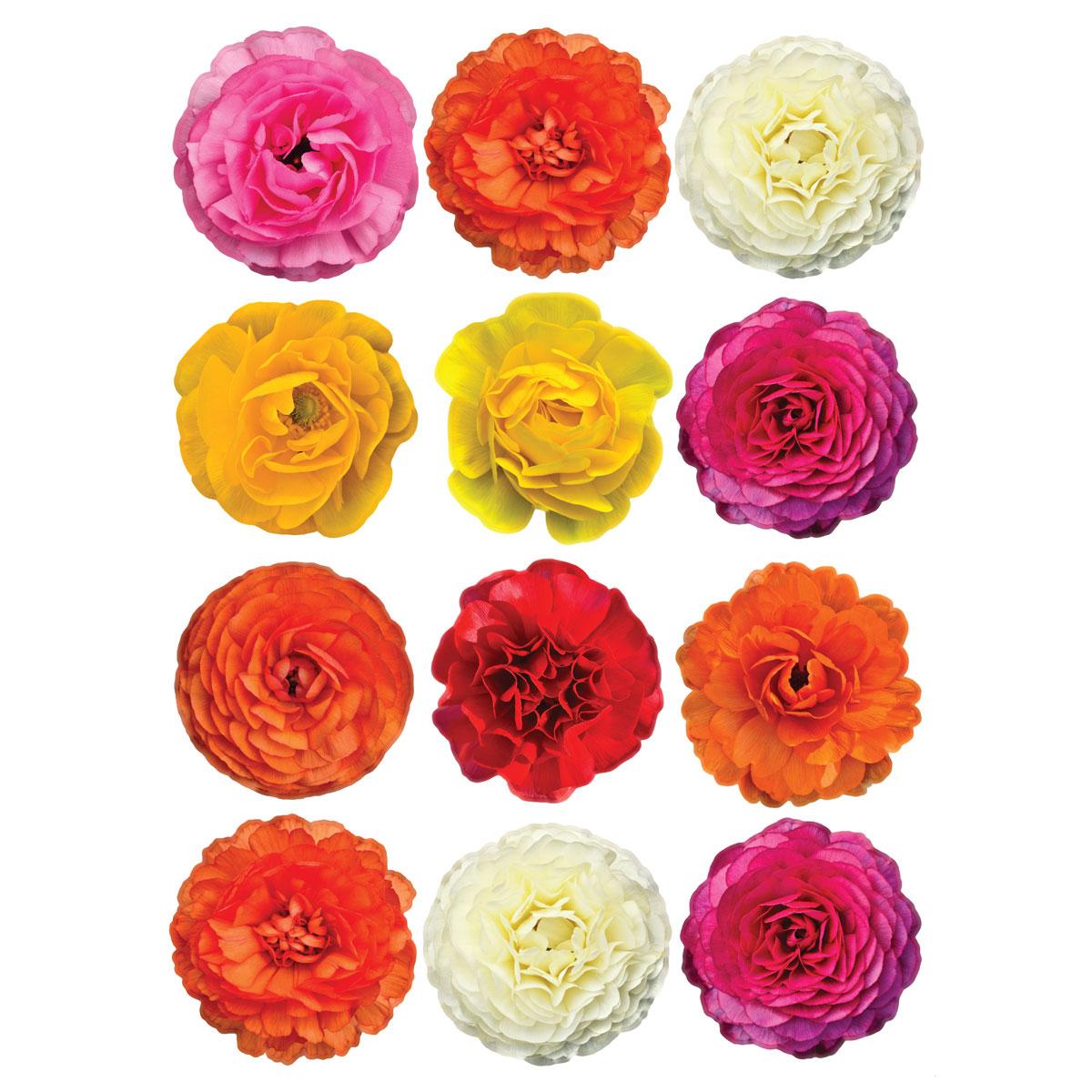 Украшение для стен и предметов интерьера Decoretto Разноцветия