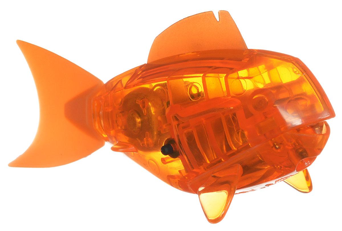 Hexbug Микро-робот AquaBot с аквариумом цвет оранжевый
