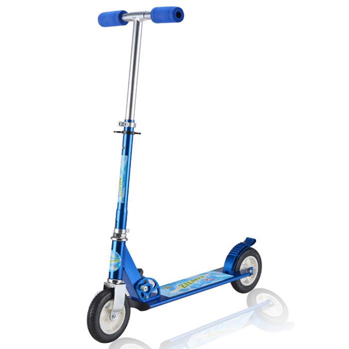 Zilmer Самокат ZA-96ZIL1812-056Самокат поможет ребёнку не только весело провести время, но и развить координацию, ответственность и физическую форму. Яркий дизайн и мигающие колёса привлекут внимание. Руль можно отрегулировать по высоте, в зависимости от роста ребёнка. Все самокаты очень просты в использовании, они складываются и удобны для транспортировки. Изготовлены из безопасных материалов.