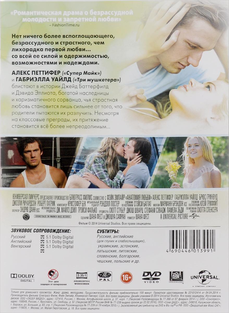 Анатомия любви Bluegrass Films