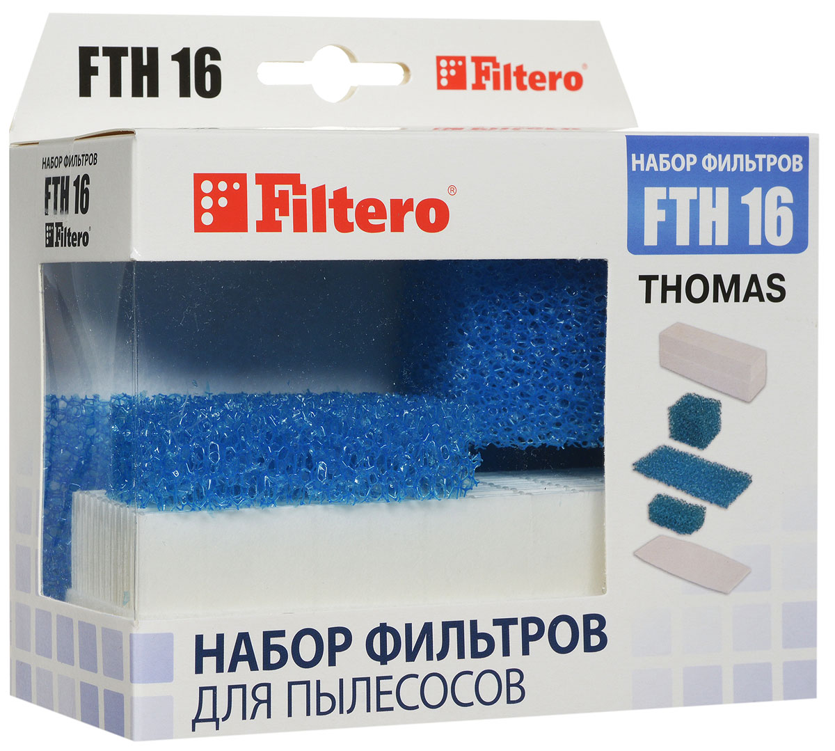 Filtero FTH 16 TMS HEPA-фильтр для Thomas ipartsbuy 2 in 1 for samsung galaxy note edge n915 lcd touch pad digitizer assembly