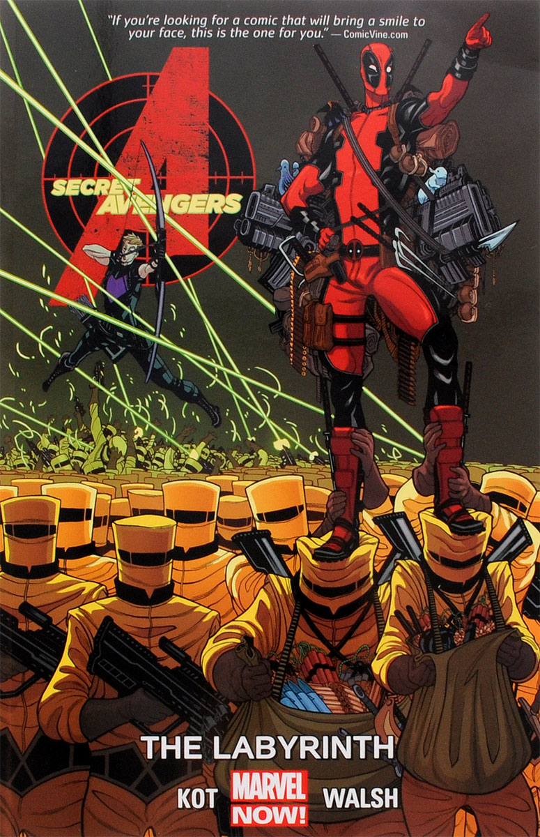 Secret Avengers: Volume 2: The Labyrinth uncanny avengers unity volume 3 civil war ii