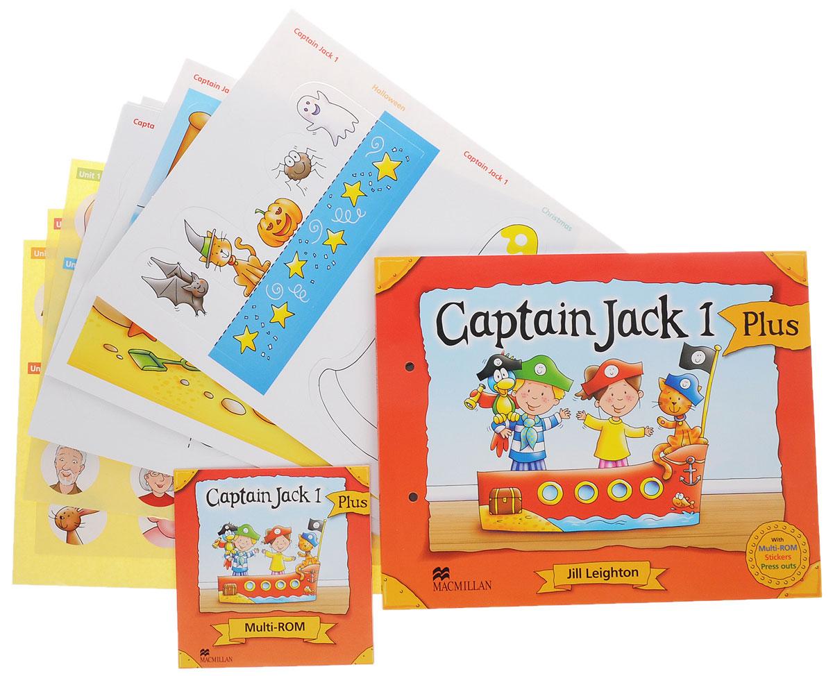 Captain Jack 1 Plus: Pupil's Book (+ Multi-ROM, Press outs and Stickers) captain jack captain jack 1 flashcards