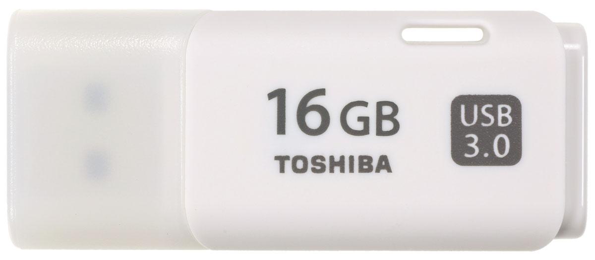 Toshiba Hayabusa USB 3.0 16Gb, White USB-накопитель usb флеш карта other 8 16 32 64 usb u svival usb 12