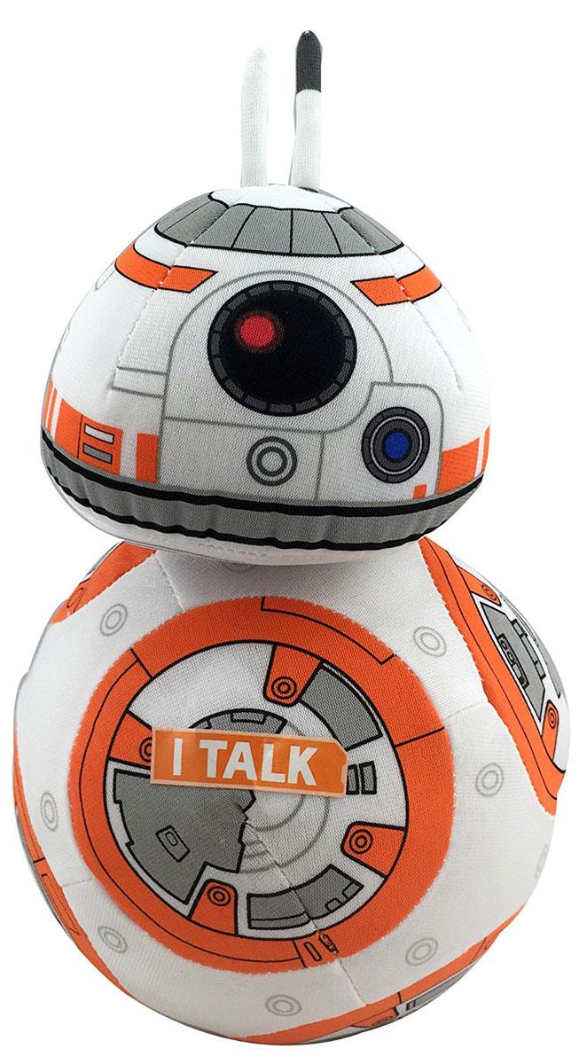 Star Wars Мягкая озвученная игрушка ВВ-8 20 см мягкая игрушка ikea 8