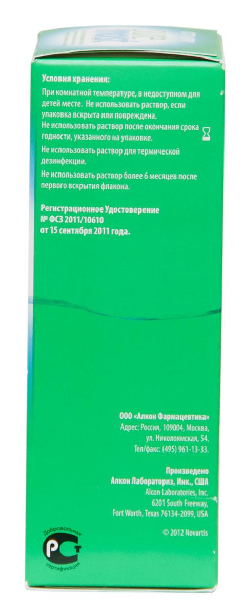 Раствор многофункциональный Опти-Фри Pure Moist, 120 мл Alcon