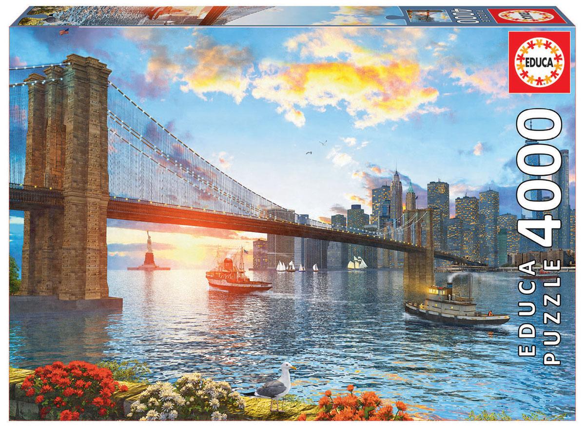 Educa Пазл Бруклинский мост