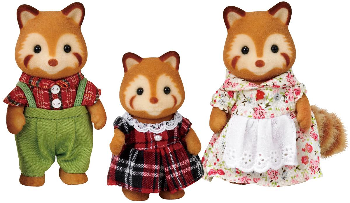 Sylvanian Families Набор фигурок Семья красных панд