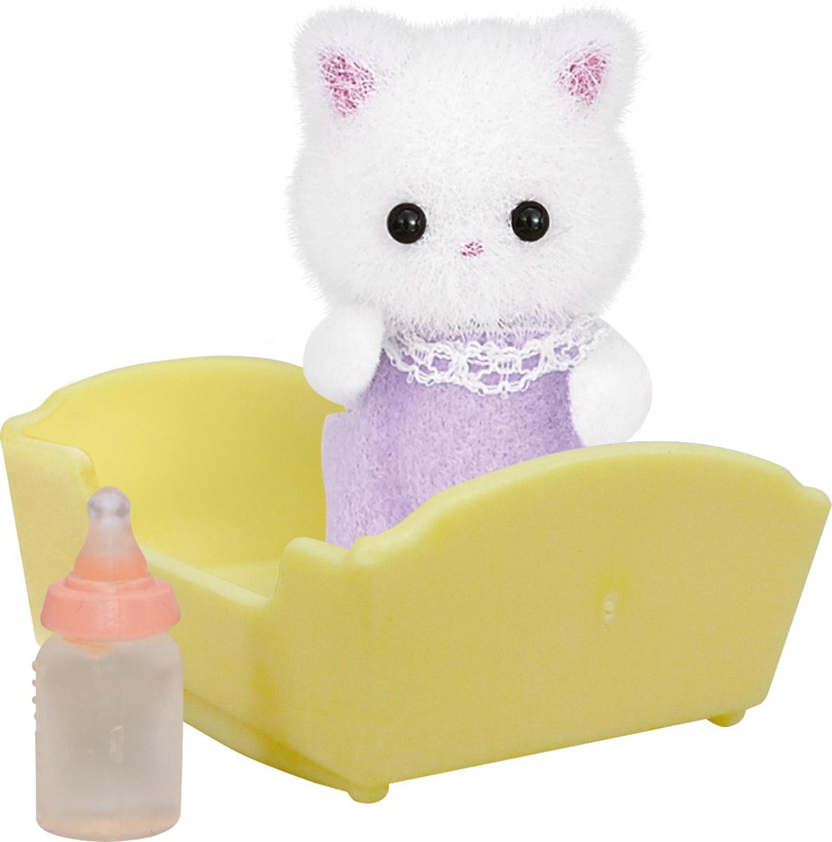 Sylvanian Families Набор фигурок Малыш персидский котенок