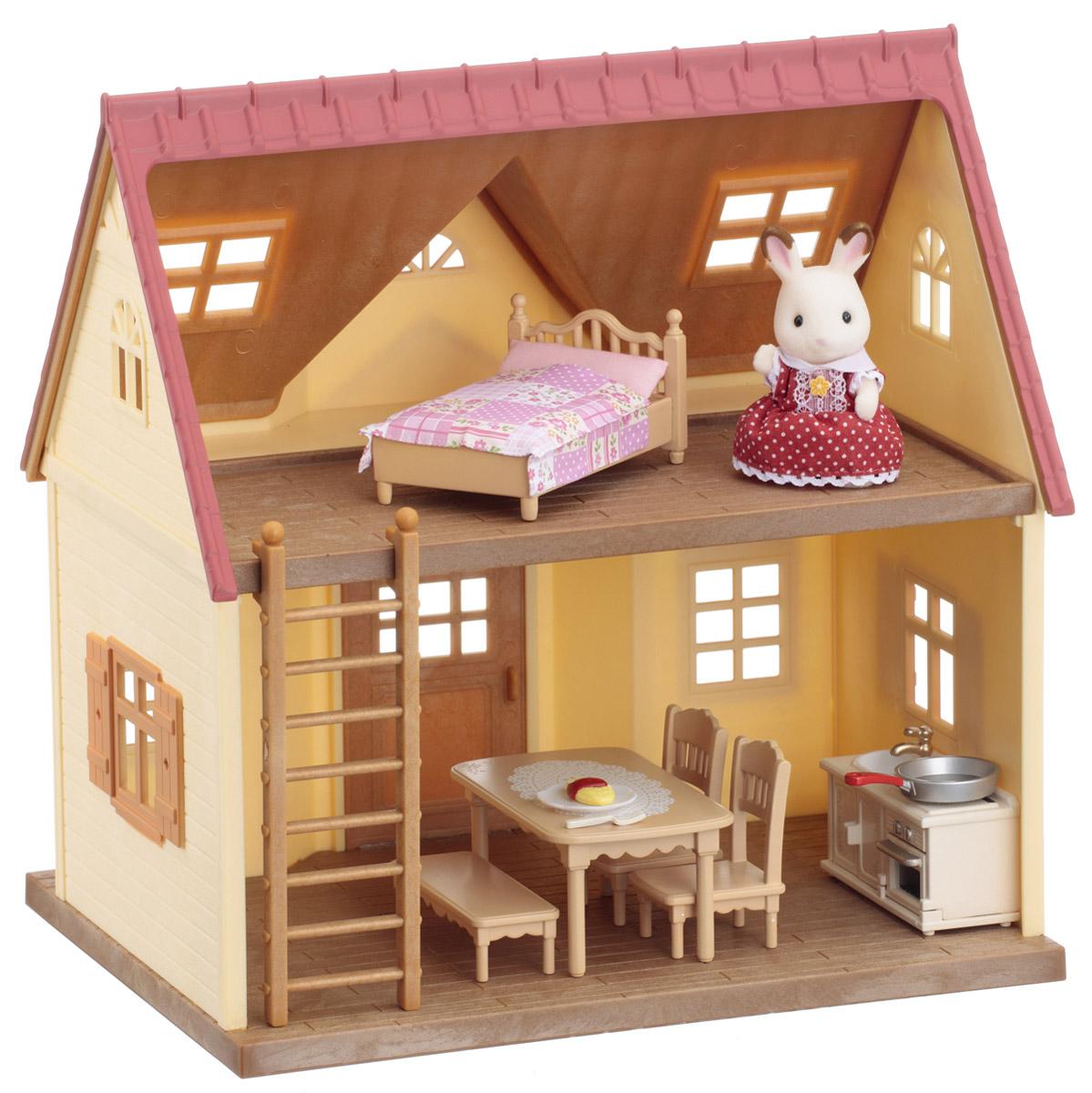 Sylvanian Families Игровой набор Дом Марии игровые наборы sylvanian families набор мебель для дома марии