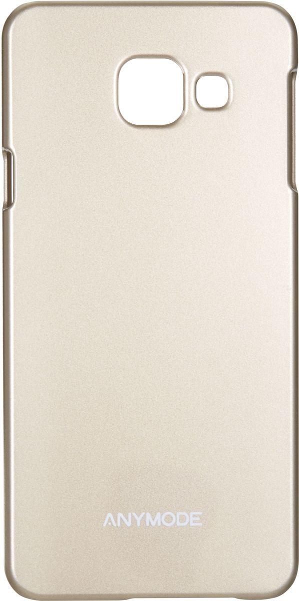Anymode Hard Case чехол для Samsung Galaxy A5 2016, GoldFA00104KGDЧехол Anymode Hard Case для Samsung Galaxy A5 2016 обеспечивает надежную защиту корпуса смартфона от механических повреждений и надолго сохраняет его привлекательный внешний вид. Чехол также обеспечивает свободный доступ ко всем разъемам и клавишам устройства.