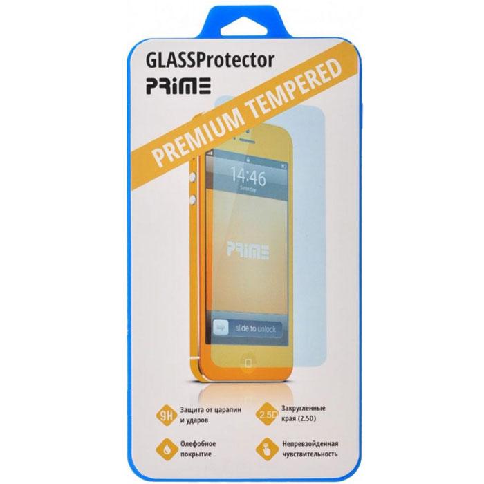Prime 1 side защитное стекло для iPhone 4/4S, глянцевоеSP-145Тонкое, прочное закаленное глянцевое защитное стекло Prime 1 side поможет уберечь дисплей вашего iPhone 4/4S от царапин и иных механических повреждений. Оно легко и быстро устанавливается и снимается, не оставляя следов на экране. Дисплей, защищенный стеклом, сохраняет свою чувствительность, хорошо реагирует на прикосновения.