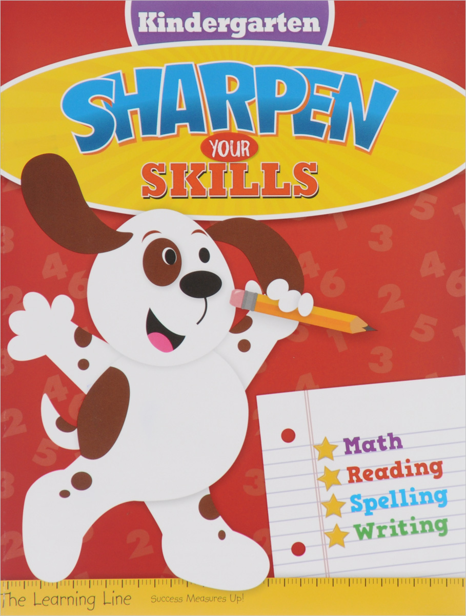 Sharpen Your Skills: Kindergarten williams a research improve your reading and referencing skills b2