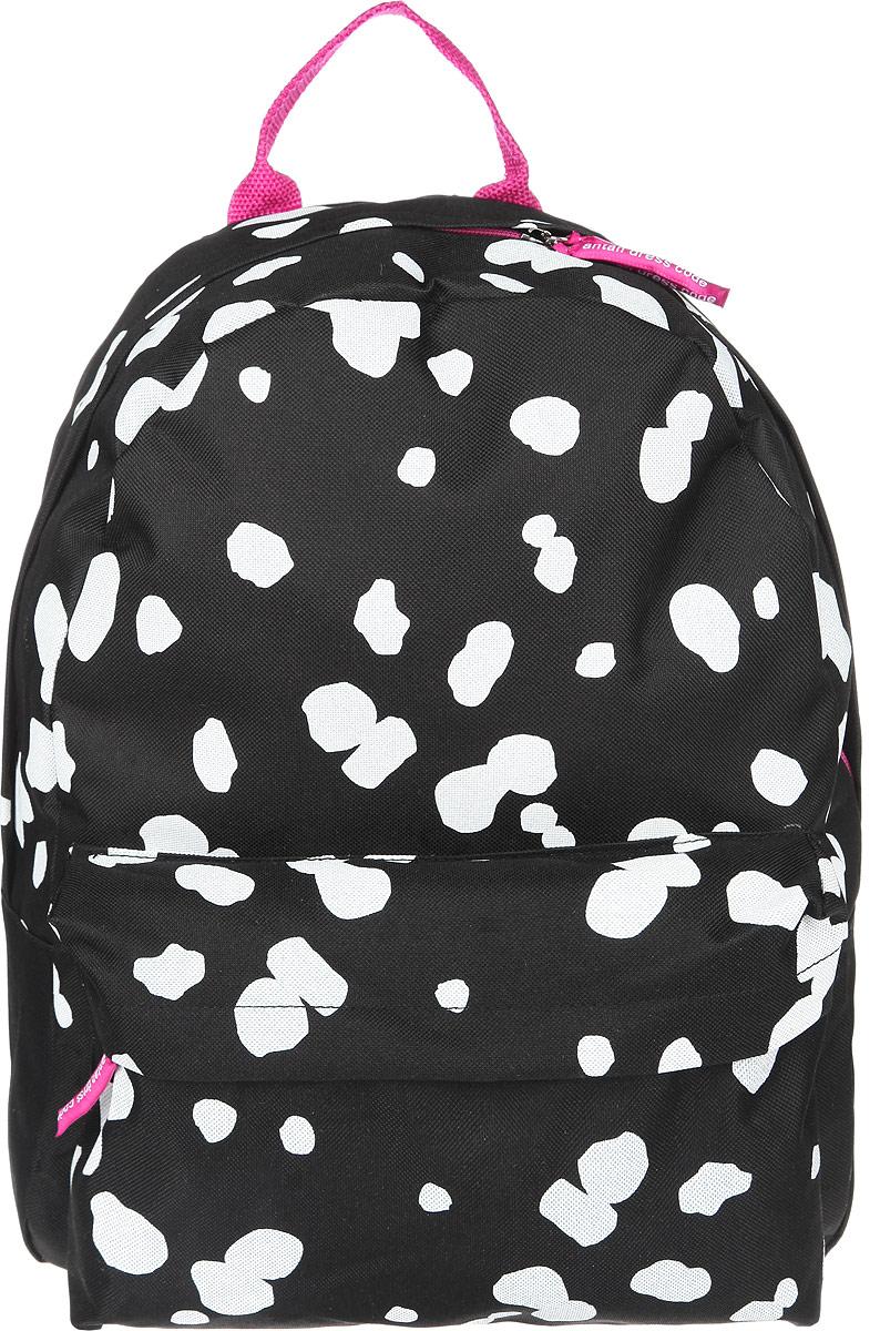 Рюкзак Antan, цвет: черный. 6-7 сумка рюкзак женская antan цвет черный 935 в