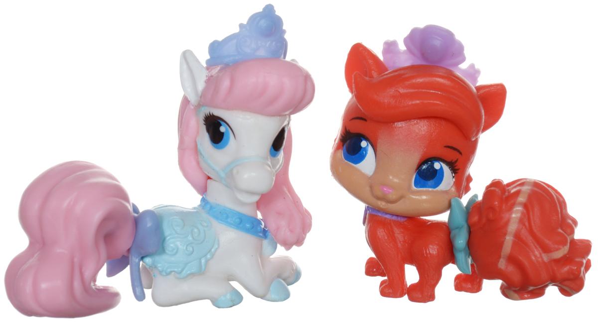 Disney Princess Набор фигурок Котенок Жемчужинка и пони Снежинка набор фигурок squinkies disney princess cinderela
