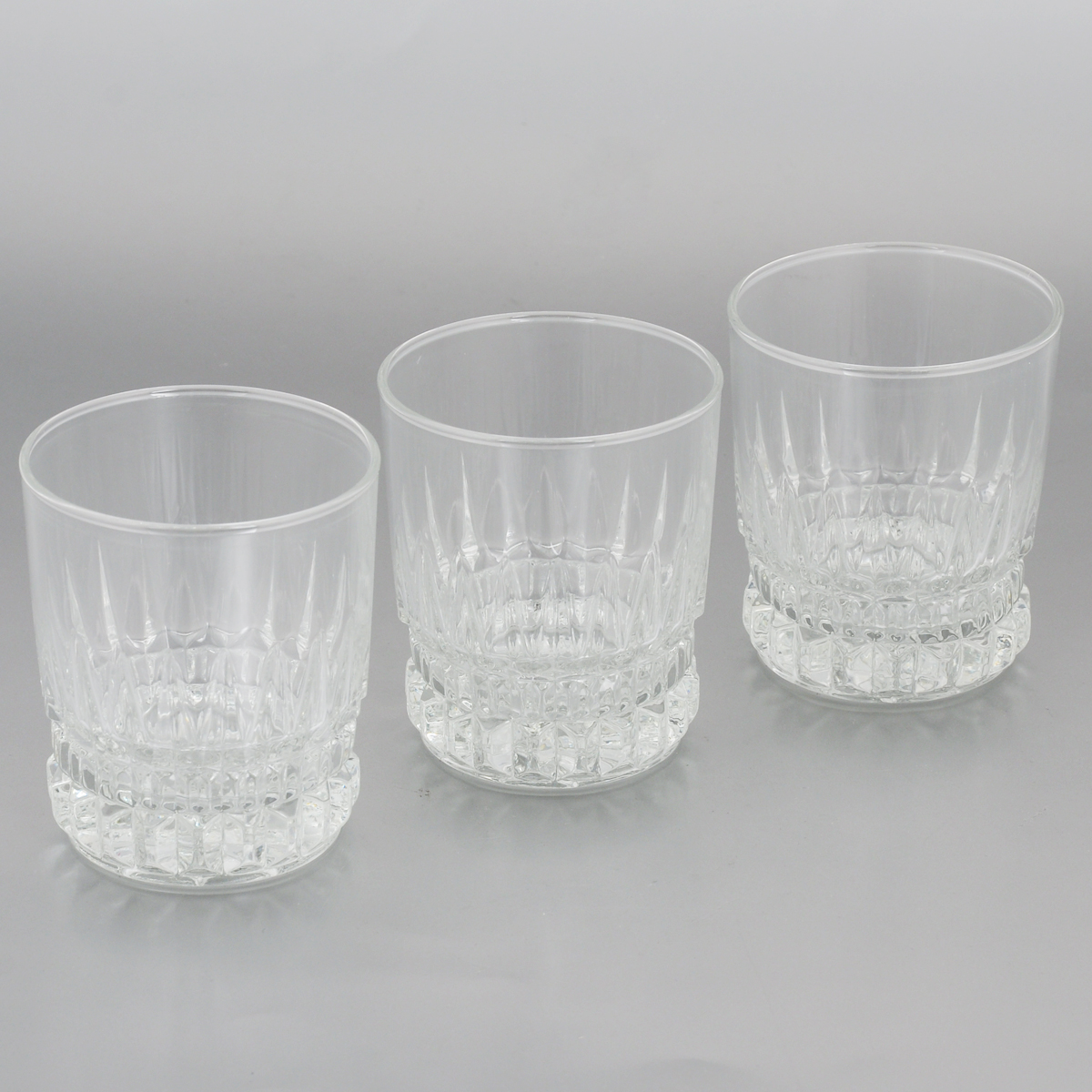 Набор стаканов Luminarc Imperator, 300 мл, 3 шт набор стаканов 6шт 300 мл