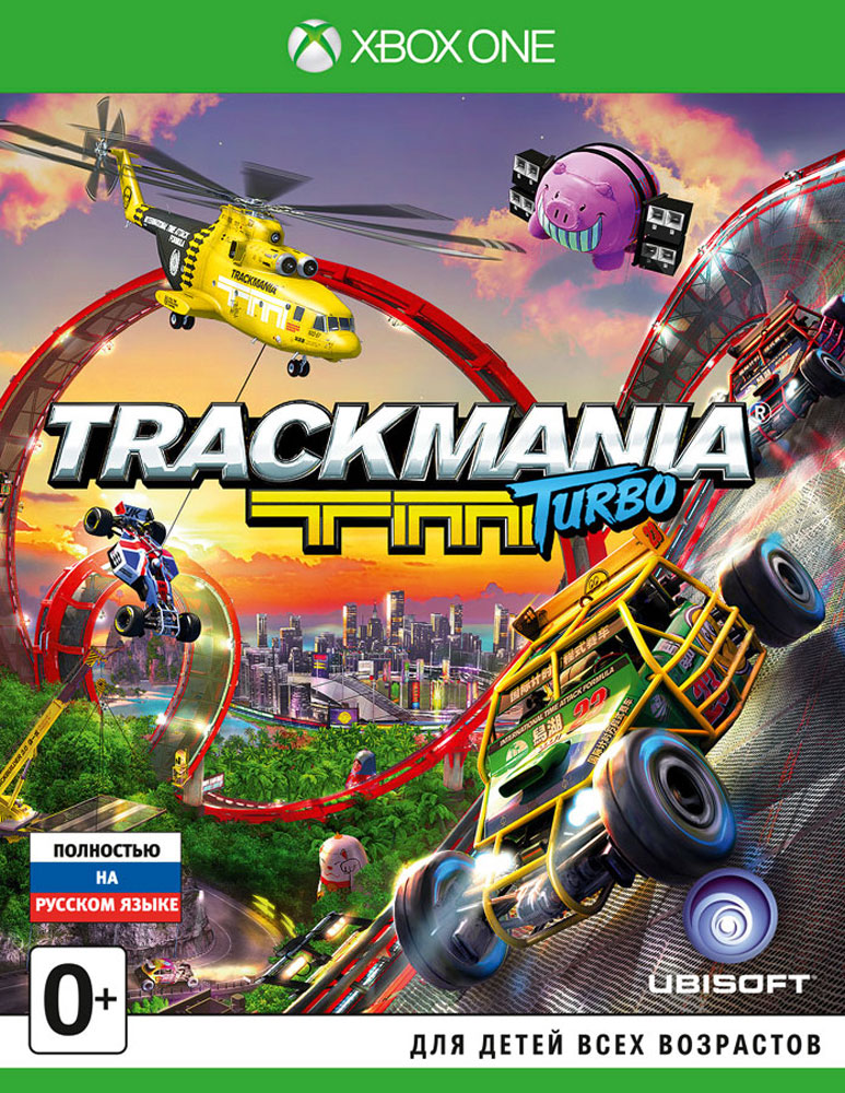 Zakazat.ru Trackmania Turbo (Xbox One)