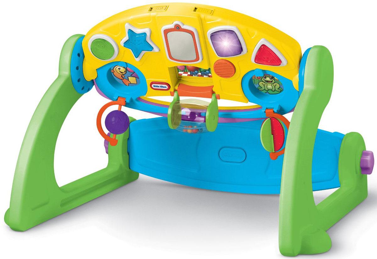 Little Tikes Регулируемый развивающий центр 5 в 1 маленькие игрушки tikes little tikes играть дома сцены нашли маленький чемпион центр 627569m