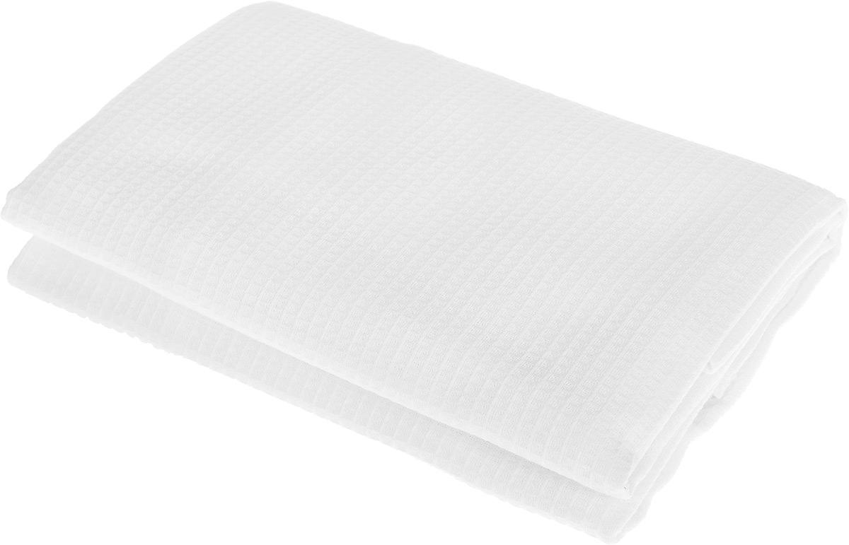 """Вафельное полотенце-простыня для бани и сауны """"Банные штучки"""" изготовлено из  натурального хлопка. В парилке можно лежать на нем, после душа вытираться, а  во время отдыха использовать как удобную накидку. Такое полотенце- простыня идеально подойдет каждому любителю бани и сауны."""