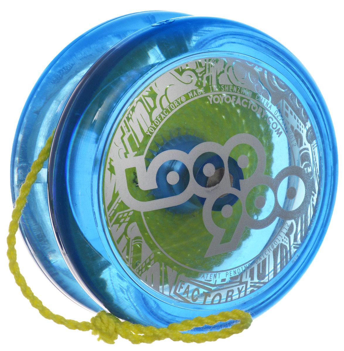 YoYoFactory Йо-йо Loop 900 цвет синий йо йо duncan raptor href