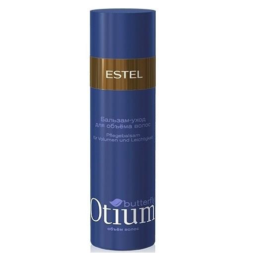 Estel Otium Butterfly Бальзам для объема волос 200 млOTM.22Estel Otium Butterfly - Бальзам для объема волос. Интенсивная формула бальзама с комплексом Butterfly и пантенолом придаёт волосам дополнительный объём, упругость и эластичность, наполняет волосы жизненной силой. Нежно ухаживает за ними, делает их лёгкими и шелковистыми.