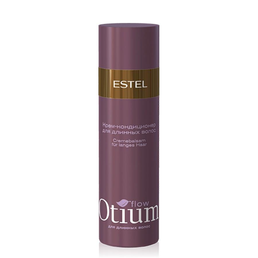 Estel Otium Flow - Крем-кондиционер для длинных волос 200 мл estel otium aqua mild шампунь для волос увлажняющий 250 мл безсульфатный