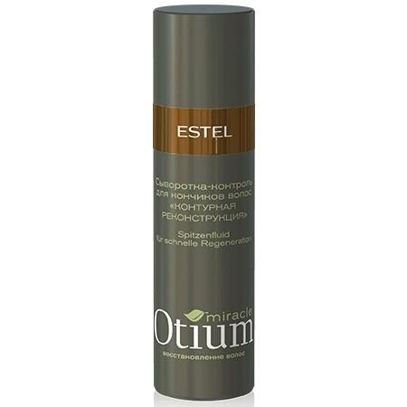 Estel Otium Miracle Сыворотка-контроль для секущихся кончиков волос 100 млOTM.33Estel Otium Miracle Сыворотка - контроль для секущихся кончиков волос. Эффективный комплекс сыворотки Mirаcle Glue оказывает экстренную помощь в восстановлении повреждённых секущихся кончиков волос, регенерирует их структуру и улучшает расчёсываемость. Волосы приобретают здоровый ухоженный вид и блеск.